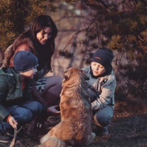 What Can I Do If My Dog Doesn't Get Along with My Kids?
